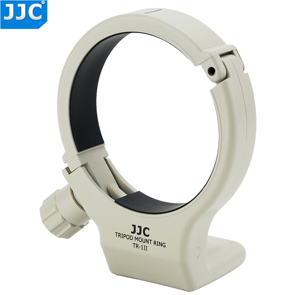 JJC Tripod Mount Ring Collar A II W Camera Lens Adapter For Canon 70-200mm F/4L IS USM Flocked SSW Replaces A-2