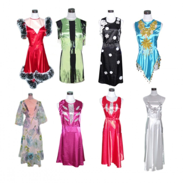 Free shipping fast changing clothing advanced clothes change in a second magic tricks magic props