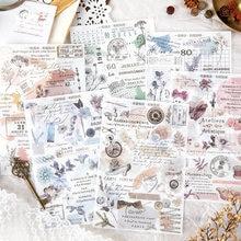 3 teile/los Kawaii Romantische Shop Series Aufkleber Für Tagebuch Scrapbooking DIY Dekoration Schreibwaren