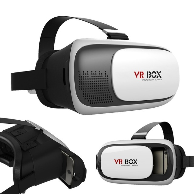 b0aba8e9ed25 New 2nd Generation 3D VR BOX II Magicbox Second VR Glasses Virtual Reality  II Google Cardboard
