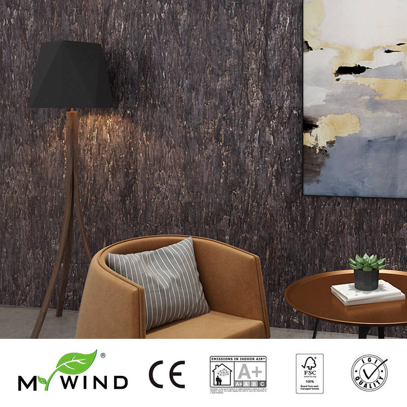 3D Wallpaper In Roll Decor European aristocracy 2019 MY WIND Coffee Bean Wallpapers Luxury 100 Natural Material Safety Innocuity in Wallpapers from Home Improvement