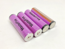 5pcs/lot MasterFire New Original Sanyo UR18650ZTA 3.7V 18650 3000mAh Rechargeable Battery Lithium Protected Batteries with PCB