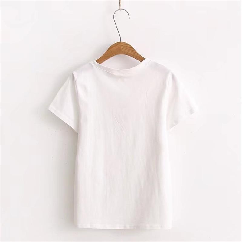 Pocket Rabbit Cute T-shirt 3