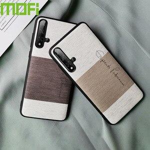 Чехол для Huawei Honor 20 Pro, чехол для Huawei Honor 20, защитный чехол-накладка, оригинальные облегающие тканевые Чехлы MOFi для Honor 20 Lite, чехлы