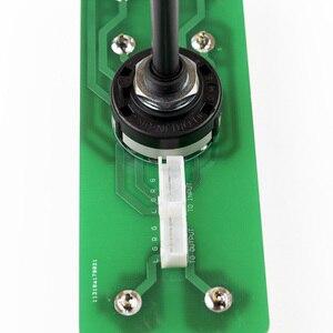 Image 5 - LORLIN UK 2 kanal 3 speed audio eingang selector schalter kupfer überzogene silber quelle auswahl DIY kit für hifi verstärker A10 009