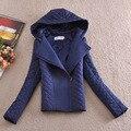 2014 New Autumn And Winter European  Style Slim Size Women Coats Jackets  Women Free Shipping L518