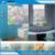 90 cm X 5 m 2D Estático Cling Window Film Stained Glass Papel Esmerilado Decorativo BZ95-Y08