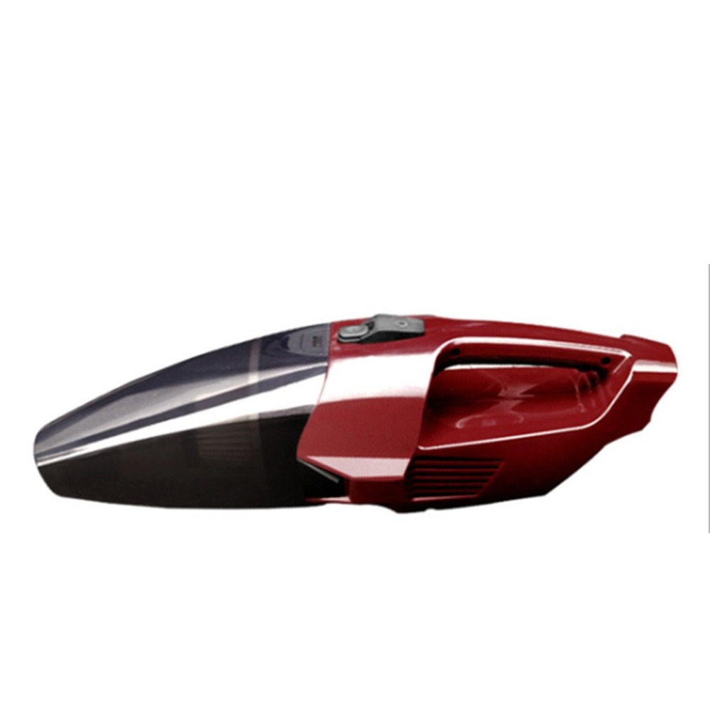 цена на 4-in-1 Handheld Car Vacuum Cleaner High Power 12V Portable Auto Wet/Dry Vehicle Vacuum 120W Power Cord Mini Vacuum