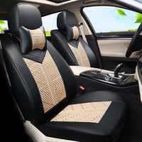 Custom Car Seat Cover Set For Ford Explorer 2013 2014 2016 Seat Covers Cushion Support Ice