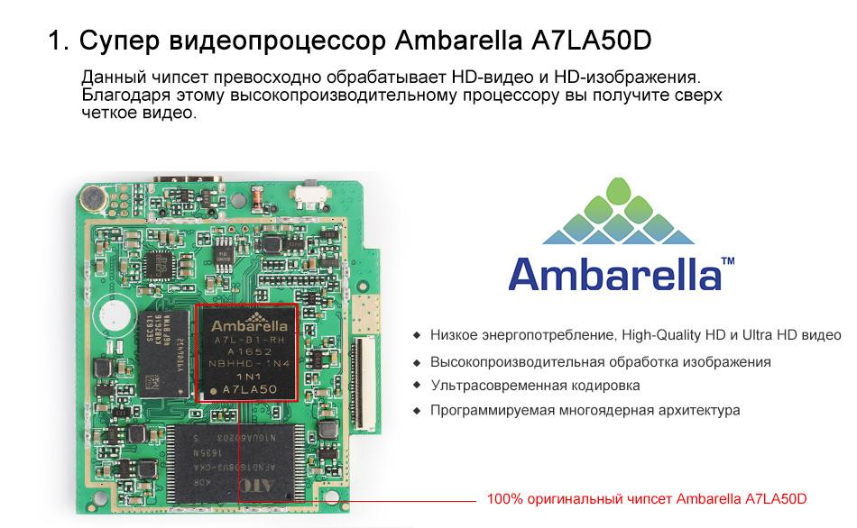 Ambarella A7LA50