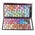 100 Colores Paleta de Sombra de ojos Maquillaje Cosmético Natural Shimmer Eye Shadow Palette Set Fácil de Llevar