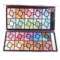100 Colors Eyeshadow Cosmetic Makeup Palette Natural Shimmer Eye Shadow Palette Set Easy To Wear
