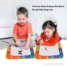 Water Drawing Mat with Magic Pen for Toddlers & Kids – Educational Toy