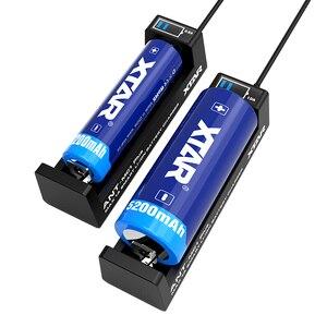 Image 4 - XTAR MC1 artı LED mikro usb pil şarj cihazı 21700 20700 10440 14500 14650 16340 18650 17335 22650 26650 3.6/3.7V Li ion