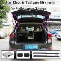 Смарт Электрический хвост ворота лифт легко для вас, чтобы Управление багажник костюм Volkswagen VW Touran дистанционное управление с защелкой