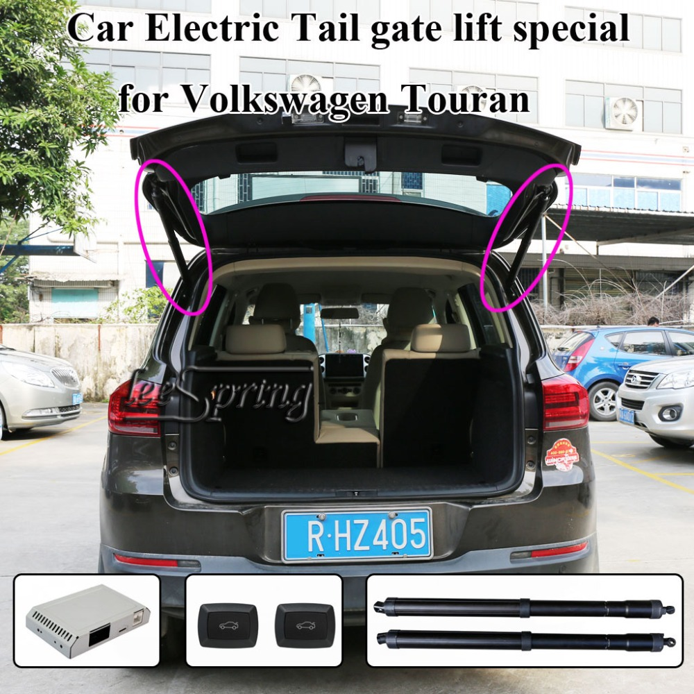 Smart Electric Tail Gate Lift Easily For You To Control Trunk Suit To Volkswagen VW Touran Remote Control With Latch