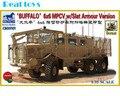 Modelo Bronco CB35101 1/35 búfalo 6 X 6 MPCV w / Slat armadura versão 35101