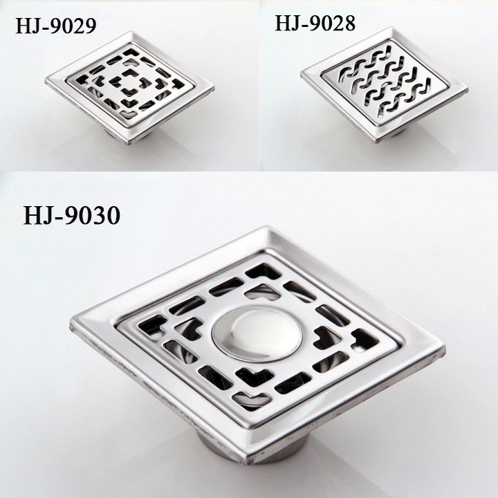 10 10 Cm Stainless Steel 304 Floor Drain Bathroom Accessory On Sale With High Quality