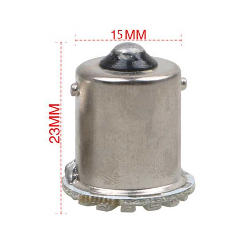 P21W 1156 BA15S 1157 Bay15d 22SMD Xe Ô Tô Bóng Đèn LED Tự Động Sau Biến Tín Hiệu Đèn phanh Ngược Đậu Xe Đèn DC 12V Trắng 22 SMD Wh