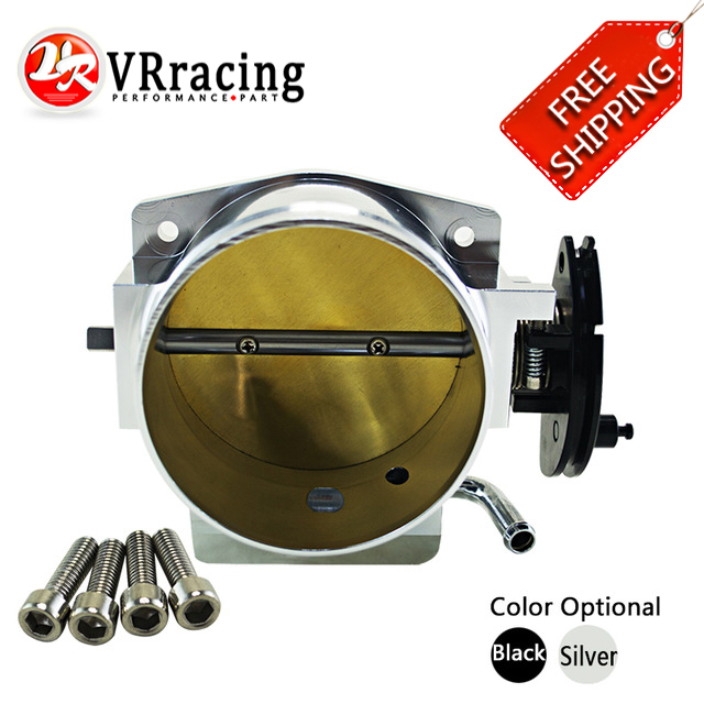 FREE SHIPPING NEW HIGH QUALITY THROTTLE BODY FOR Universal FOR GM GEN III LS1 LS2 LS6 102MM Throttle Body NEW VR6938