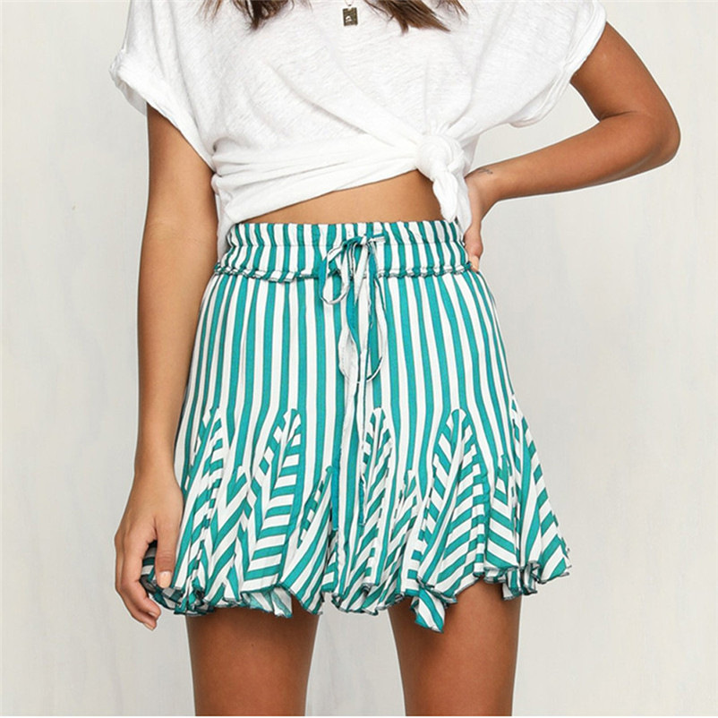 7d1b87b9029e New Fashion 2018 Summer style skirts womens casual Party Cocktail Mini Skirt  Ladies Skater Short skirt Femme Saia Y10 NCTC-in Skirts from Women s  Clothing ...