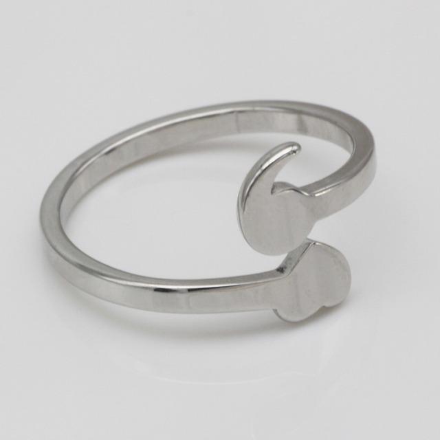 Women's Heart Shaped Ring