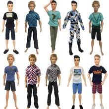 5f88106b33f547 NK One Pcs Prince Ken Puppe Kleidung Mode Anzug Kühlen Outfit Für Barbie  Boy KEN Puppe