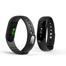 ID101 Smartband HR Bluetooth 4.0 Смарт Браслет Монитор Сердечного ритма Шагомер Фитнес-Деятельность Трекер Браслет Для Android IOS