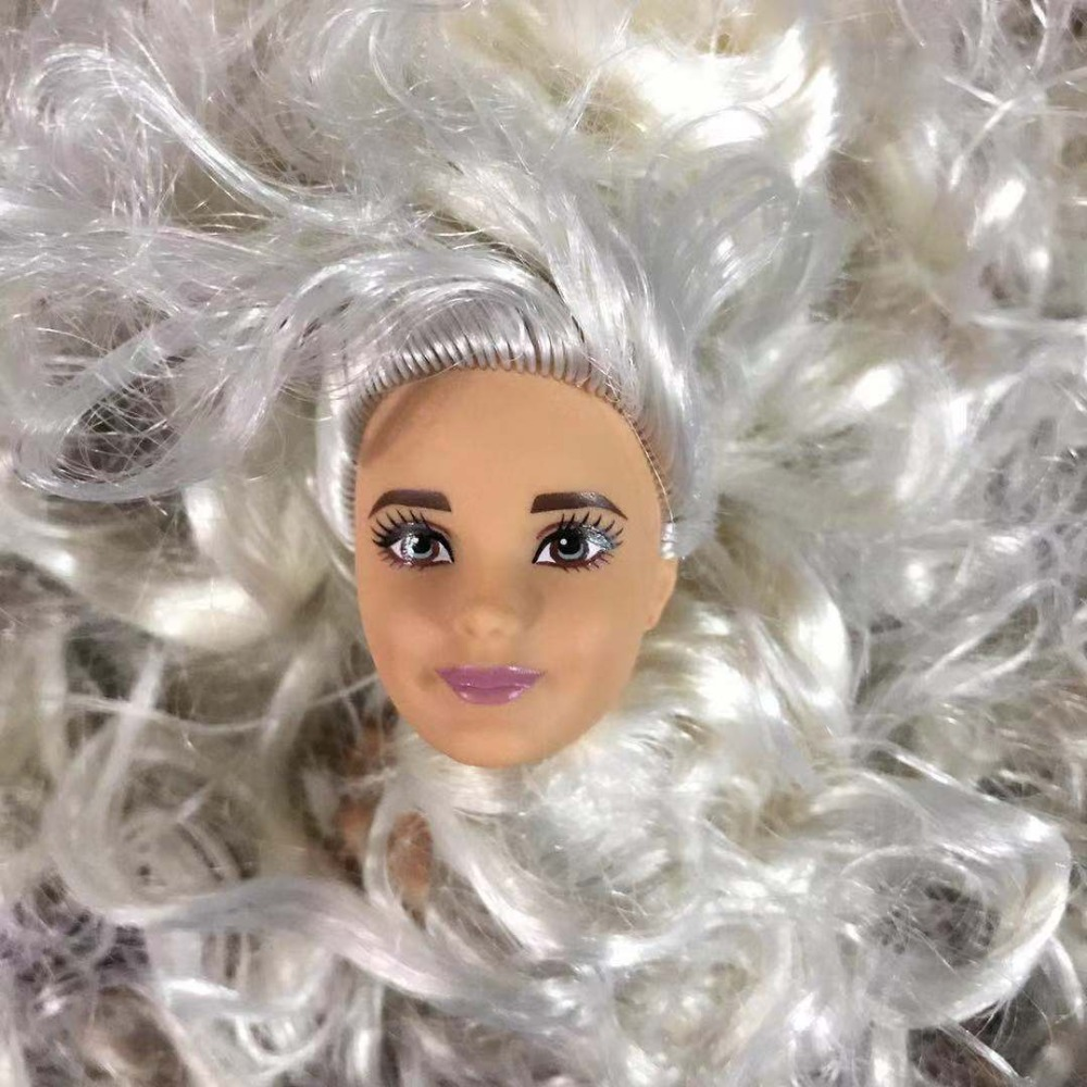 AILAIKI  For Dolls DIY Mix-Style 1/6 Girl Toy Fashion