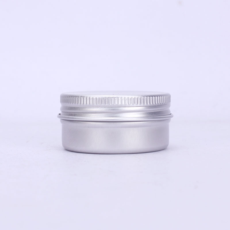 20ml 39 20mm powder round tea packaging metal aluminum box round fish wire soap box manufacturer direct sale in Money Boxes from Home Garden