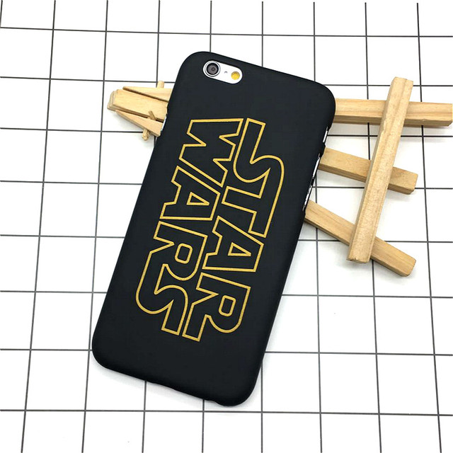 Stars Wars Cases for iPhone – R2D2 & Classic (Silcone)