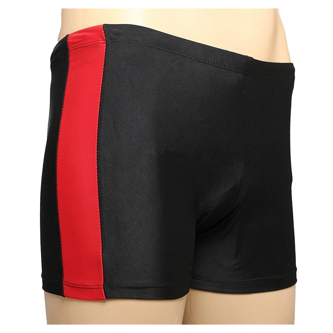Mens Beach Boxer Briefs Swimming Trunks Shorts Pants Swimwears Underwear