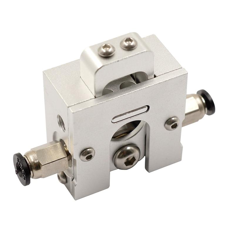 Reprap Bulldog extruder spare parts remote short range all metal E3D J-head 3D printer accessories