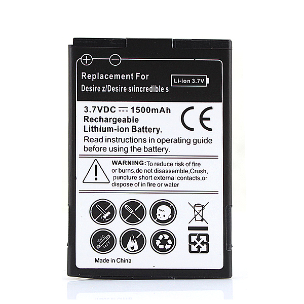 For HTC Desire Replacement...