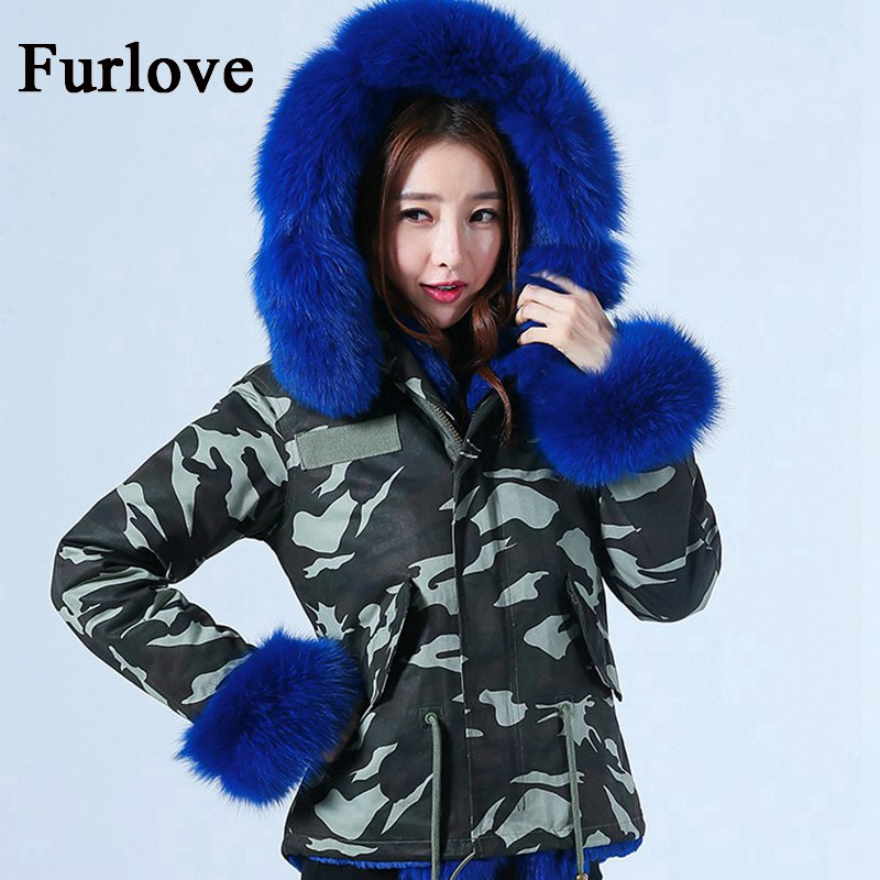 Women Winter Jacket Womens Coat Thick Warm Jackets Natural Real Fox Fur Collar Coats Hooded Parka Fashion Casual Vintage Parkas woman winter jacket fur natural fox fur genuine leather jacket long winter coat sleeve three quarter thick womens down jackets