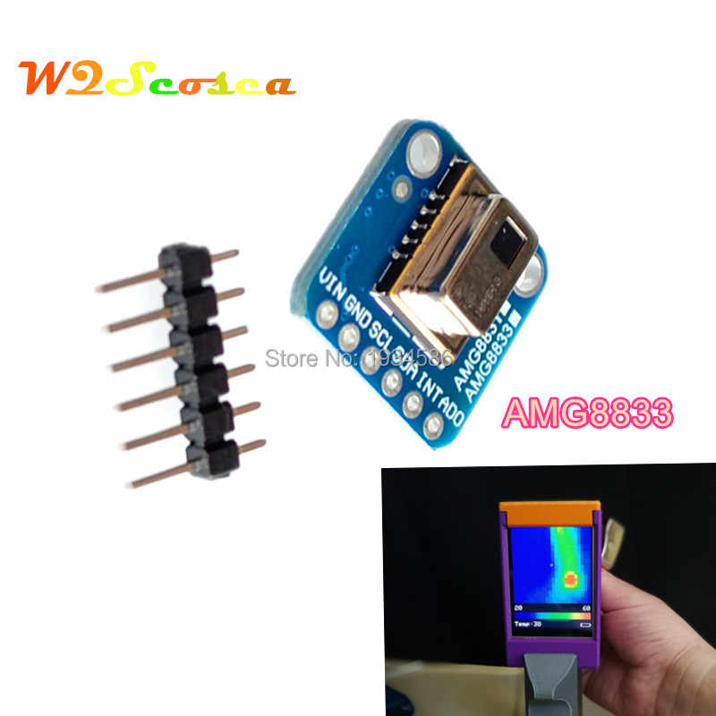 Detail Feedback Questions about MLX90640 MLX90640BAA 32*24 pixels IR