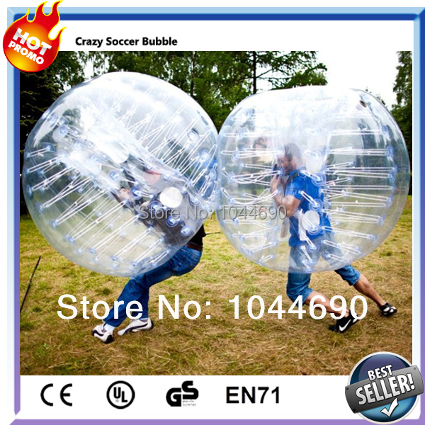 Interesting ! ! bumperz bubble football, bubble football/soccer, free shipping New, bumperz bubble football