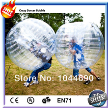 Interesting ! ! bumperz bubble football, bubble football/soccer, free shipping New,