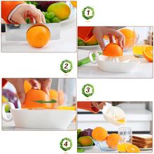 Manual Juicer – Orange Lemon Squeezers – Fruit tool – Citrus Lime Orange Juice Maker Kitchen Accessories – Cooking Tools Gadgets