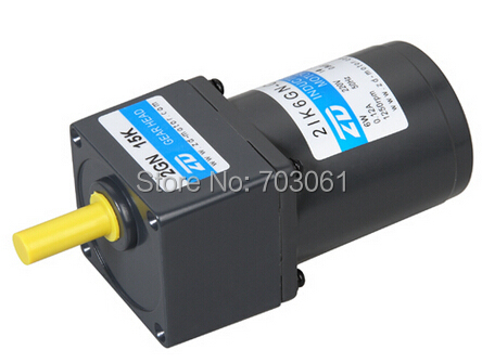 6W single-phase Micro ac gear motor reduction motor induction gear motor 220 volts 50 Hz and a speed of 150 rpm. стоимость