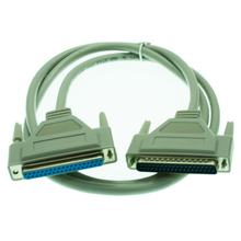 1.5M DB37 Extension Cable 37Pin Male to Female Cable Serial Port Extend Cable,