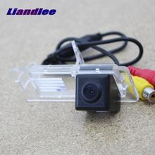 Liandlee HD Rear Camera For Renault Megane 2 II High Resolution 170 Degrees Waterproof High Quality CCD Reverse Camera(China)
