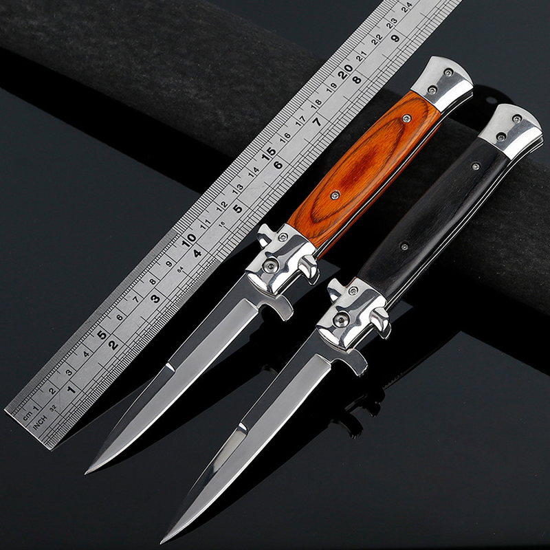 Outdoor Letter Opener High Hardness Folding Knife Multi-function Survival Portable Folding Knife School Office Supplies