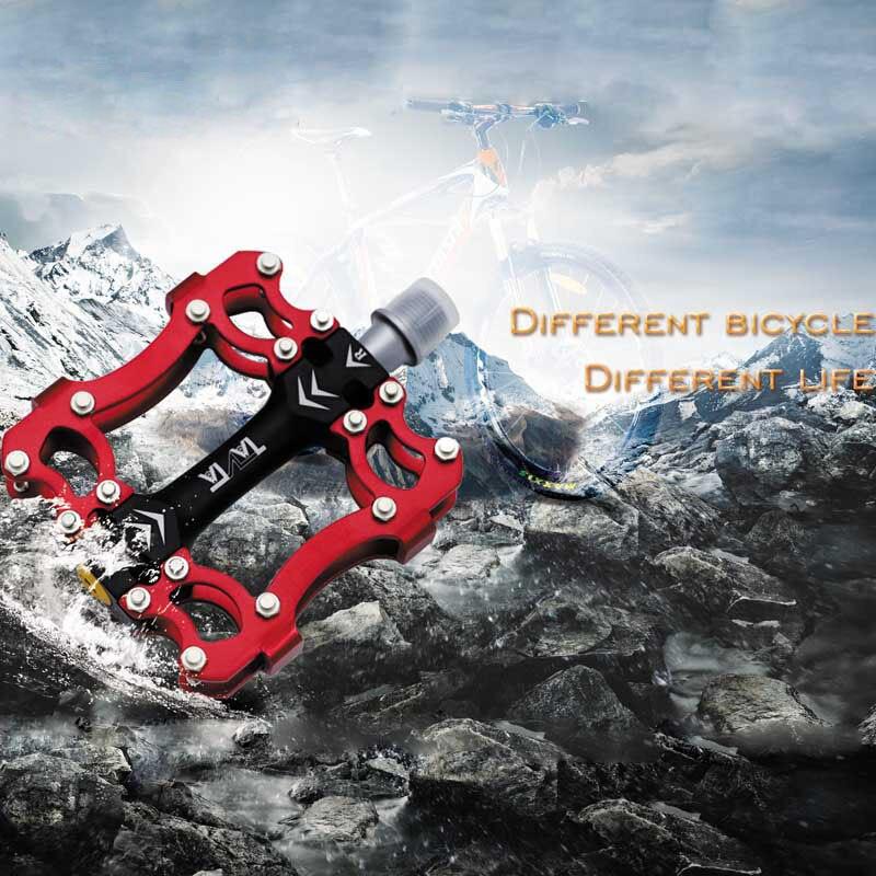 Axa antiderapantă din titan cu coborâre Ultralight pedale pentru - Ciclism