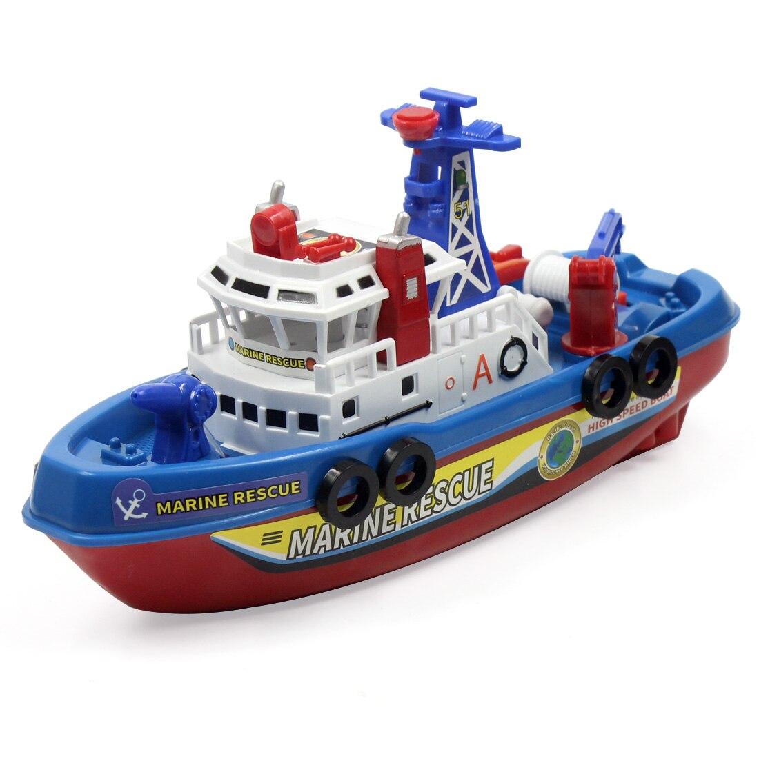 Электрическая лодка, для детей, для морской помощи