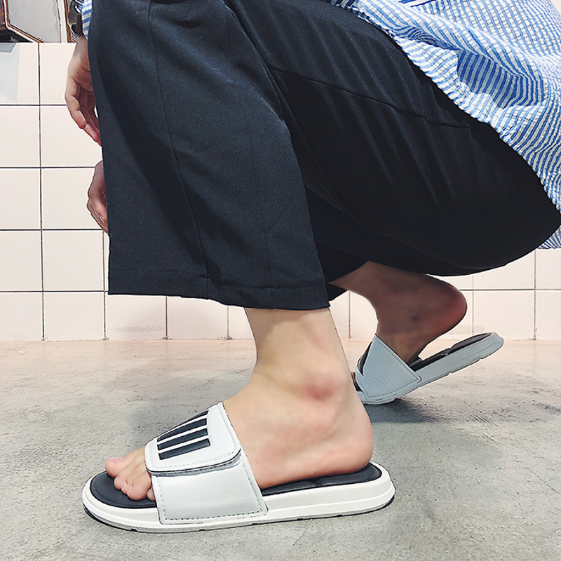 Fashion trend Korean version of soft bottom slippers