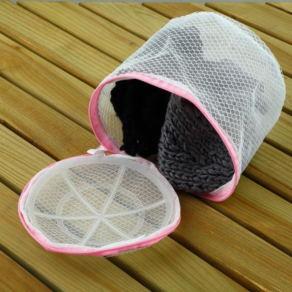 1Pcs 120X150mm Clothes Washing Machine Laundry Bra Aid Hosiery Shirt Sock Lingerie Saver Mesh Net Wash Bag Pouch Basket Saver
