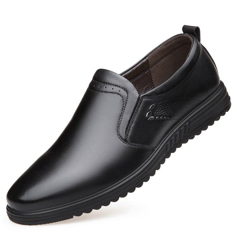 Genuíno Formal Homens 2 De Da022 Negócios Masculino Oxfords Primavera Para 2019 Dedo Luxo Casamento Couro Apontado Sapatos O 1 Vestem Se ZSxzRfwq