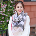 New Desigual Scarf Women Fashion Scarves Top quality Blankets Soft Cashmere Winter Scarf warm Long  Plaid Shawl Size 190*60cm