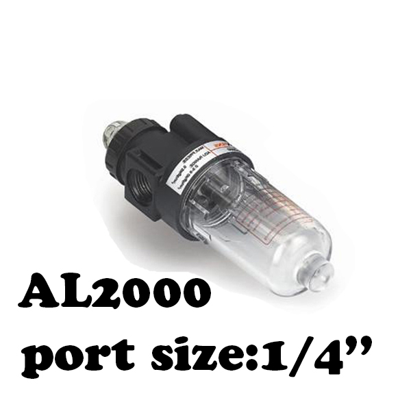 AL2000 Air source treatment  Airtac BL Series Air Lubricator Brand New  1/4'' Free Shipping